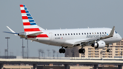 N224NN - Embraer 170-200LR - American Eagle (Envoy Air)