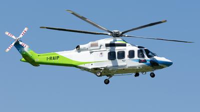 I-RAIP - Agusta-Westland AW-139 - Saudi Aramco Aviation
