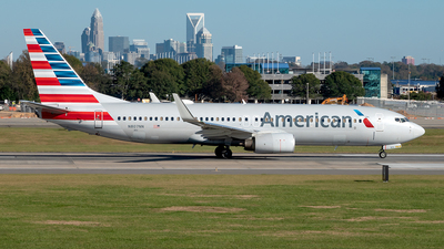 A picture of N807NN - Boeing 737823 - American Airlines - © Yan777