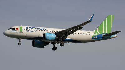 VN-A598 - Airbus A320-251N - Bamboo Airways