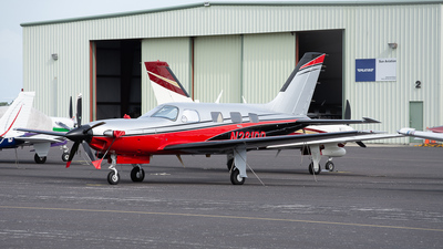 A picture of N281DD - Piper PA46500TP - [4697262] - © Ben Zuzolo