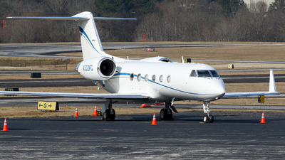 N502PC - Gulfstream G-IV(SP) - Private