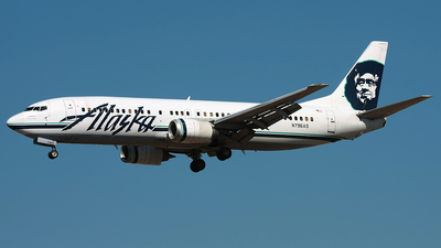 N796AS - Boeing 737-490 - Alaska Airlines