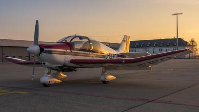 D-EEPQ - Robin DR400/180 Régent - Fluggruppe DLR Braunschweig