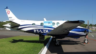 PT-LZH - Beechcraft C90 King Air - Private