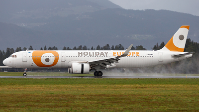 A picture of LZHEI - Airbus A321253N - [08085] - © Borut