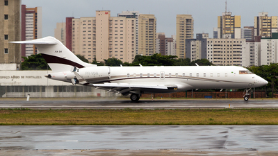 PR-VDR - Bombardier BD-700-1A10 Global Express - Air Jet Taxi Aereo