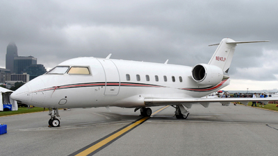 A picture of N243JP - Bombardier CL601 Challenger - [5101] - © DJ Reed - OPShots Photo Team