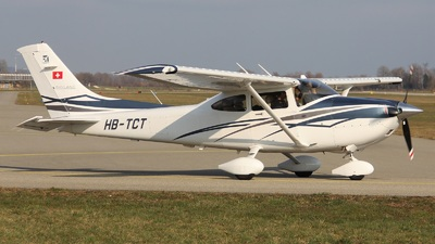 A picture of HBTCT - Cessna 182T Skylane - [18281887] - © Manueljb
