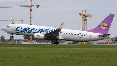 5B-DBZ - Boeing 737-8BK - Eurocypria Airlines
