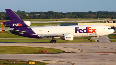 N562FE - McDonnell Douglas MD-10-10(F) - FedEx