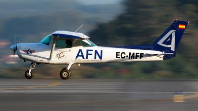 A picture of ECMFF - Cessna 152 - [15285617] - © Sergio Vázquez