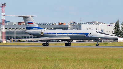 RF-66039 - Tupolev Tu-134UBL - Russia - Air Force