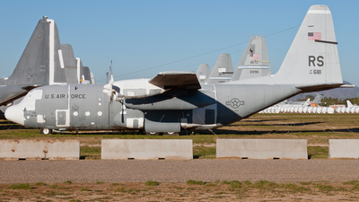 64-17681 - Lockheed C-130E Hercules - United States - US Air Force (USAF)