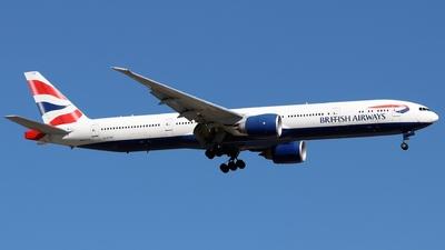 A picture of GSTBE - Boeing 77736N(ER) - British Airways - © Timothy Brandt