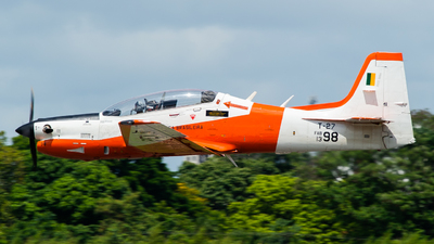 FAB1398 - Embraer EMB-312 Tucano - Brazil - Air Force