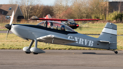 G-XRVB - Vans RV-8 - Private