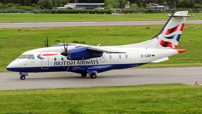 D-CIRP - Dornier Do-328-120 - British Airways (Sun-Air)