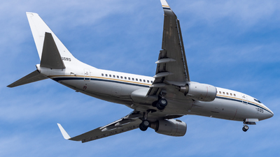 166695 - Boeing C-40A Clipper - United States - US Navy (USN)