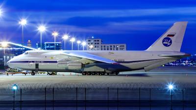 RA-82013 - Antonov An-124-100 Ruslan - Russia - 224th Flight Unit State Airline