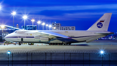 A picture of RA82013 - Antonov An124100 -  - © N614FE