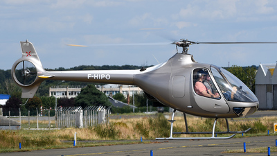 A picture of FHIPO - Guimbal Cabri G2 - [1197] - © bruno muthelet