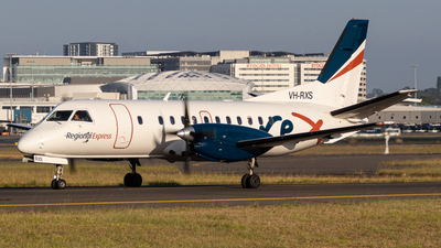 A picture of VHRXS - Saab 340B - Regional Express - © Clinton_vern