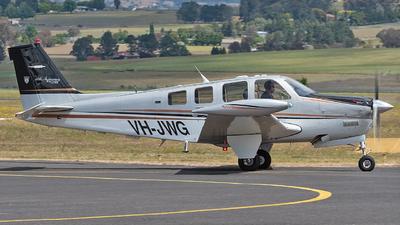 A picture of VHJWG - Beech G36 Bonanza - [E3700] - © Jayden Laing