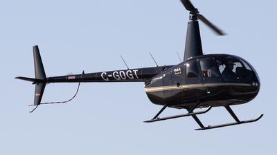 C-GDGT - Robinson R44 Raven II - Private