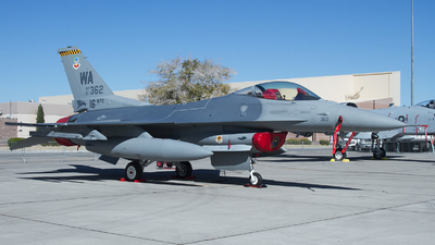 91-0362 - Lockheed Martin F-16CJ Fighting Falcon - United States - US Air Force (USAF)