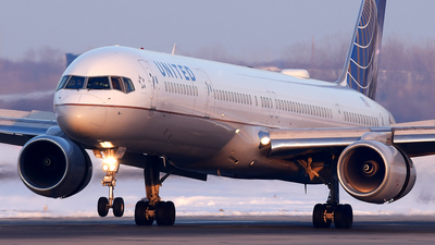 A picture of N77865 - Boeing 75733N - United Airlines - ©  JC