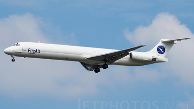 4R-EXM - McDonnell Douglas MD-82(SF) - Fits Air