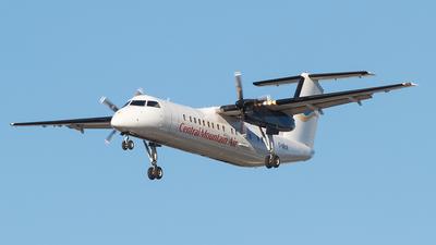 A picture of CGRUR - De Havilland Canada Dash 8300 - [256] - © Scott Merriman