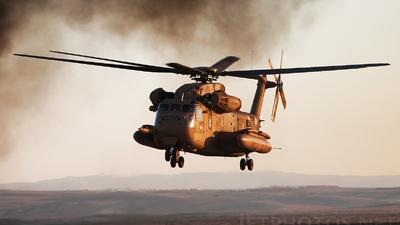 038 - Sikorsky CH-53 Yasur 2025 - Israel - Air Force