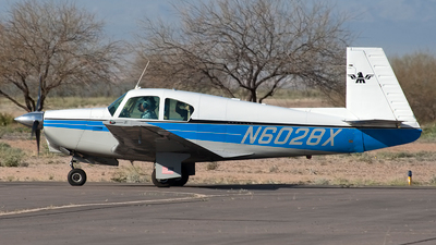 N6028X - Mooney M20A - Private