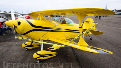 N24TG - Pitts S-1S Special - Private