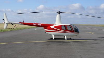 OK-IDS - Robinson R44 Raven II - Private