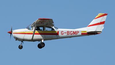 G-BGMP - Reims-Cessna F172G Skyhawk - Private