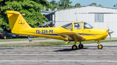 YS-334-PE - Piper PA-38-112 Tomahawk - CAAA - Centro de Adiestramiento Aereo Avanzado
