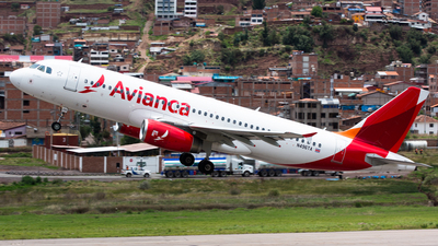 A picture of N496TA - Airbus A320233 - Avianca - © Aldo Martinelli