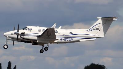 A picture of GWCCP - Beech B200 Super King Air -  - © n94504