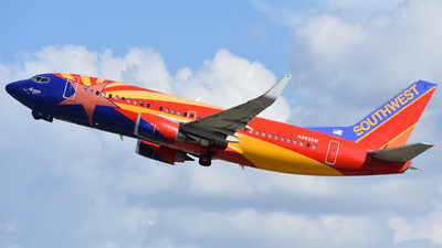 N383SW - Boeing 737-3H4 - Southwest Airlines