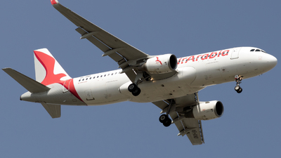 A6-ANO - Airbus A320-214 - Air Arabia