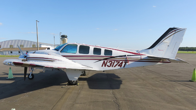 N3174T - Beechcraft 58 Baron - Private