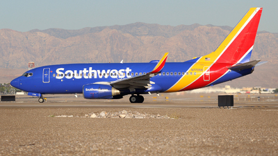 N7706A - Boeing 737-76N - Southwest Airlines