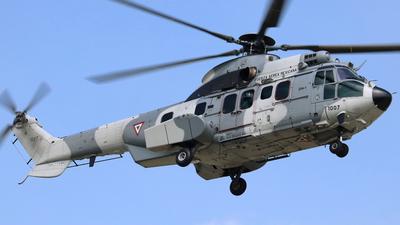 1007 - Eurocopter EC 725 Caracal - Mexico - Air Force