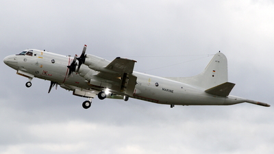 60-08 - Lockheed P-3C Orion - Germany - Navy