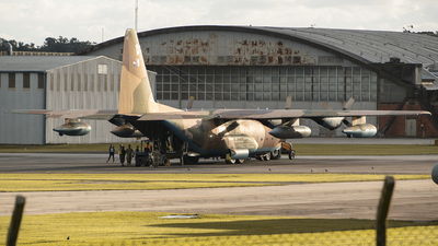 FAU595 - Lockheed KC-130H Hercules - Uruguay - Air Force