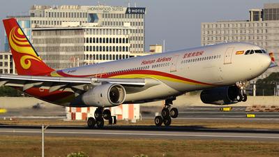 B-1022 - Airbus A330-343 - Hainan Airlines