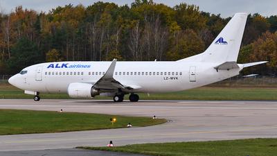 LZ-MVK - Boeing 737-3H4 - ALK Airlines